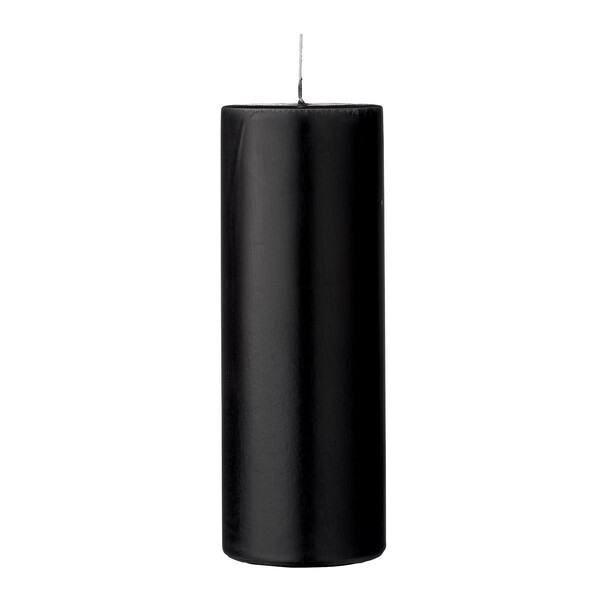 Bloomingville Candle, Black, Parafin
