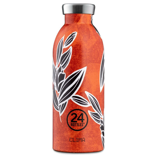 24 Bottles, Clima Bottle 500ml, Ashanti Batik